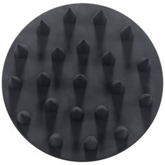 Black Spike Wall Sculpture