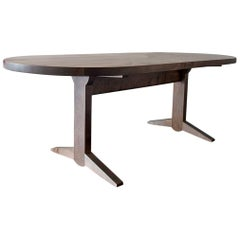 Osland Dining Table, Shaker Inspired Trestle Table