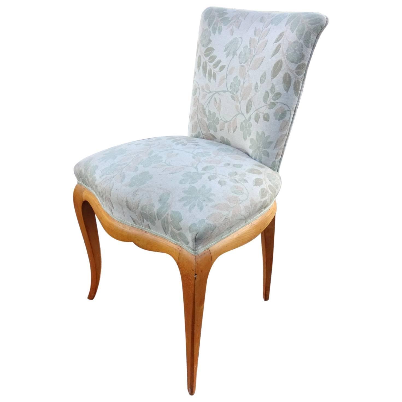 Rene Prou Side Chair