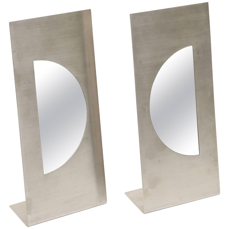 Gabriella Crespi Half Moon Picture Frames Mirrors