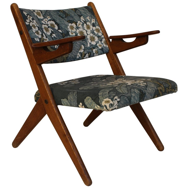 Lounge Chair 1950s For Sale