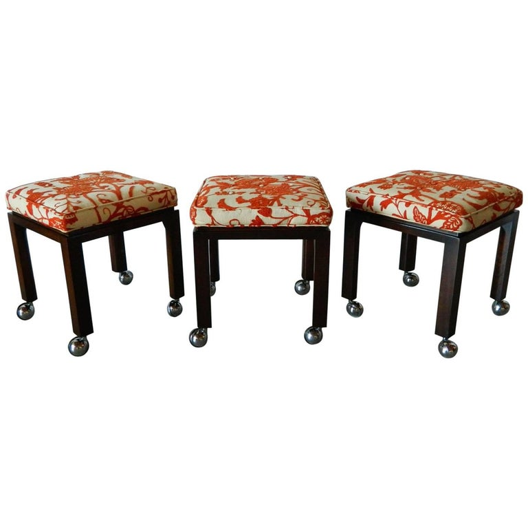 Harvey Probber Stools For Sale