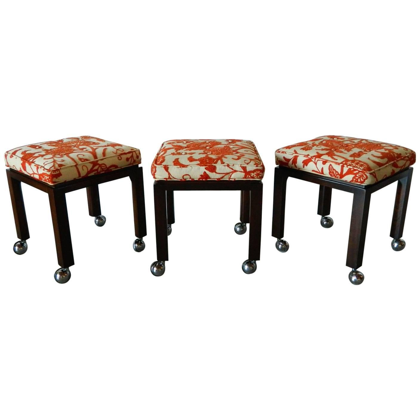 Beautiful Harvey Probber Stools For Sale Photo Gallery