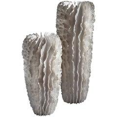Two Unique Vases by Sandra Davolio