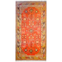 Beautiful Early 20th Century Khotan Rug