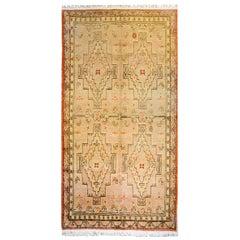 Unusual Early 20th Century Khotan Rug