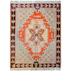 Excellent Early 20th Century Samarkand Rug