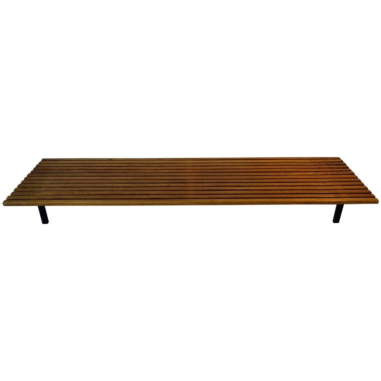 Charlotte Perriand Cansado Bench Seat