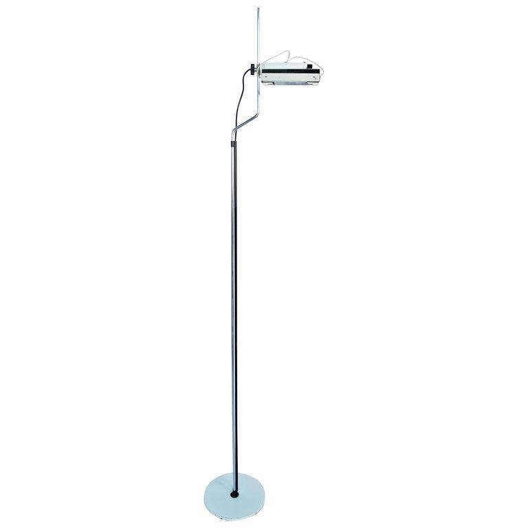 Adjustable halogen floor lamp italy 1970s for sale at for Halogen floor lamp for sale