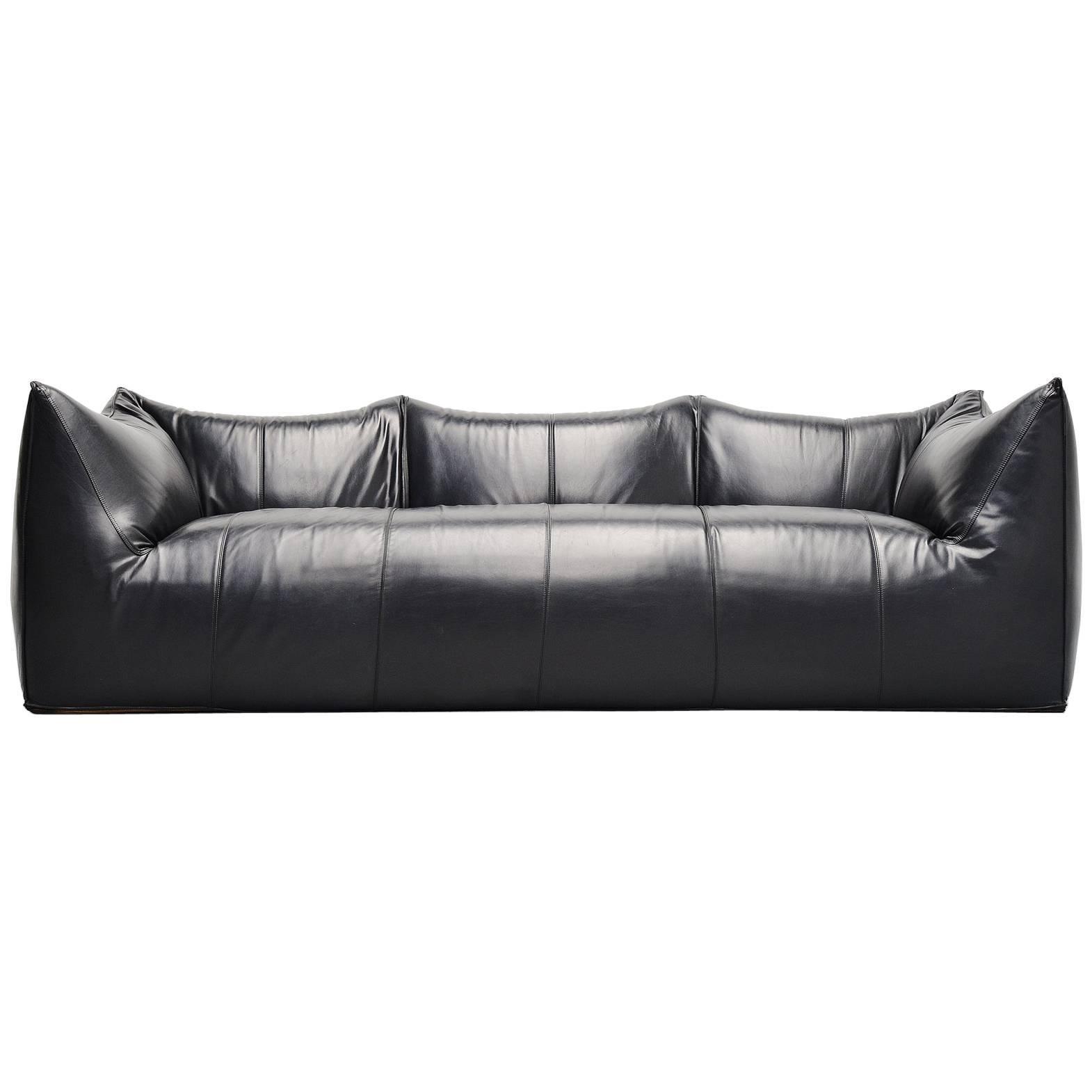 Mario Bellini Bambole Sofa Black Bu0026B Italia, Italy, ...