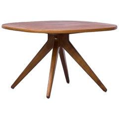 Mid-Century Modern Teak Coffee Table by NK in Sweden
