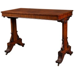 William IV Period Writing Desk