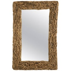 Driftwood Mirror Imported from England