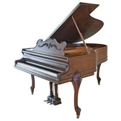 Louis XV Style Kranich and Bach Baby Grand Piano, circa 1903