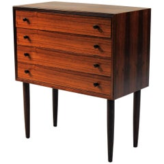 1960s Chest of Drawers Rosewood by Svend E. Jensens Mobelfabrik