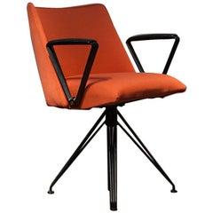 P99 Desk Chair by Osvaldo Borsani