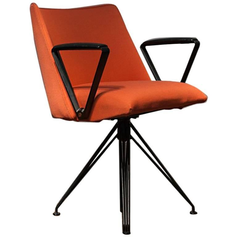 P99 Desk Chair by Osvaldo Borsani 1