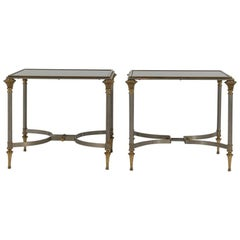 Pair of French Maison Jansen Style Tables