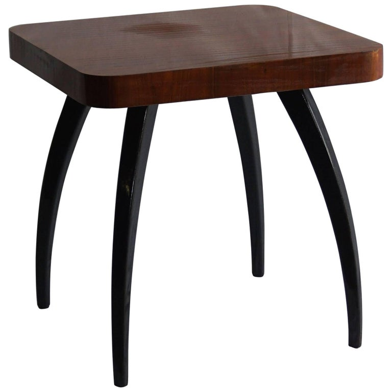 20th Century Spider Coffee Table By Jindrich Halabala For