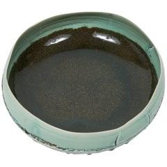 Enameled Ceramic Bowl by Joan Serra