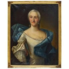 Portrait of a Lady by A. Sadeler