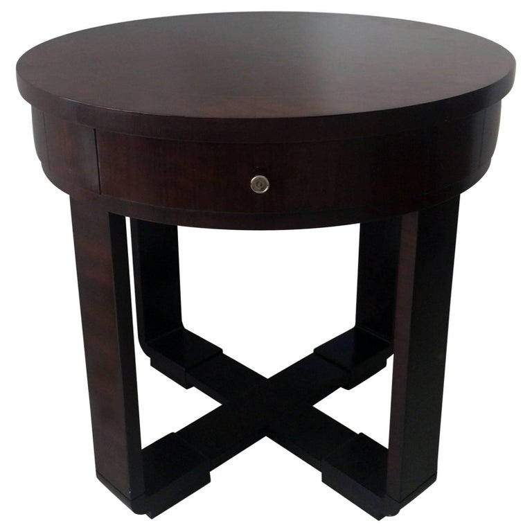 Ralph Lauren New Bohemian Pedestal Bedside Table At 1stdibs