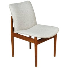 Finn Juhl Chair, Model 191 from Denmark, circa 1960