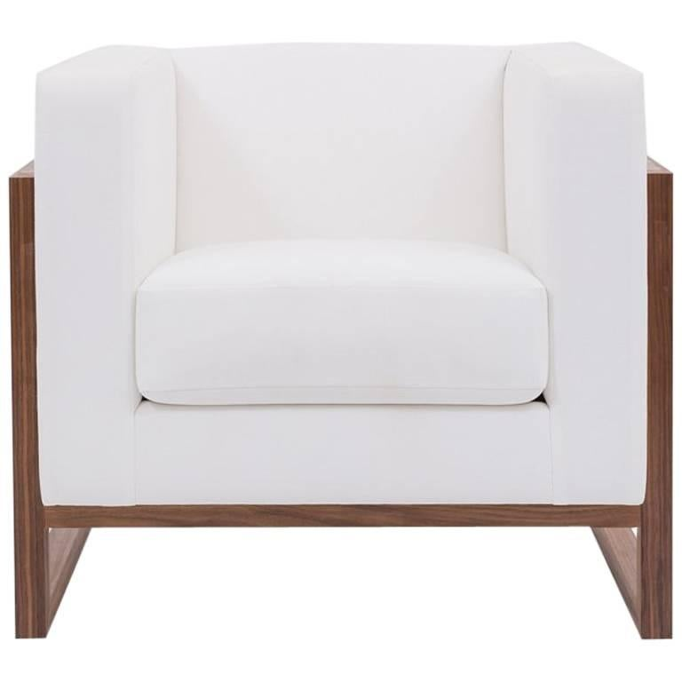 Gitana Club Chair by Asa Pingree