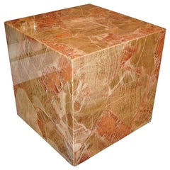 Onyx Square Side Table