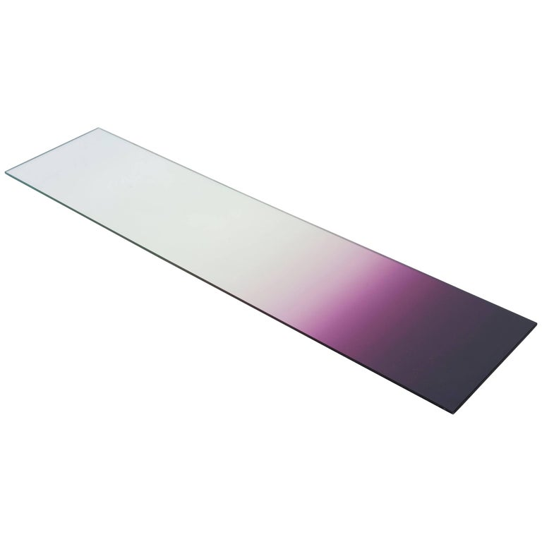 Ombre Glass Mirror Large Floor Length Wall Mirror