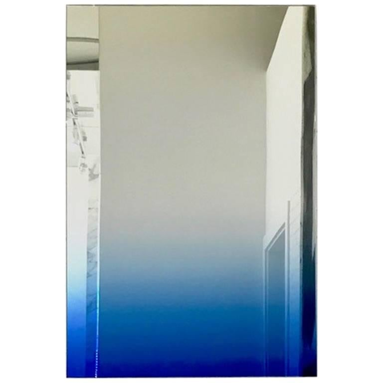 Ombre Mirror Medium Length Wall Mirror