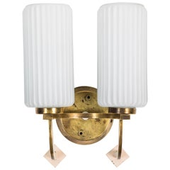 Double Sconces in the Manner of Stilnovo