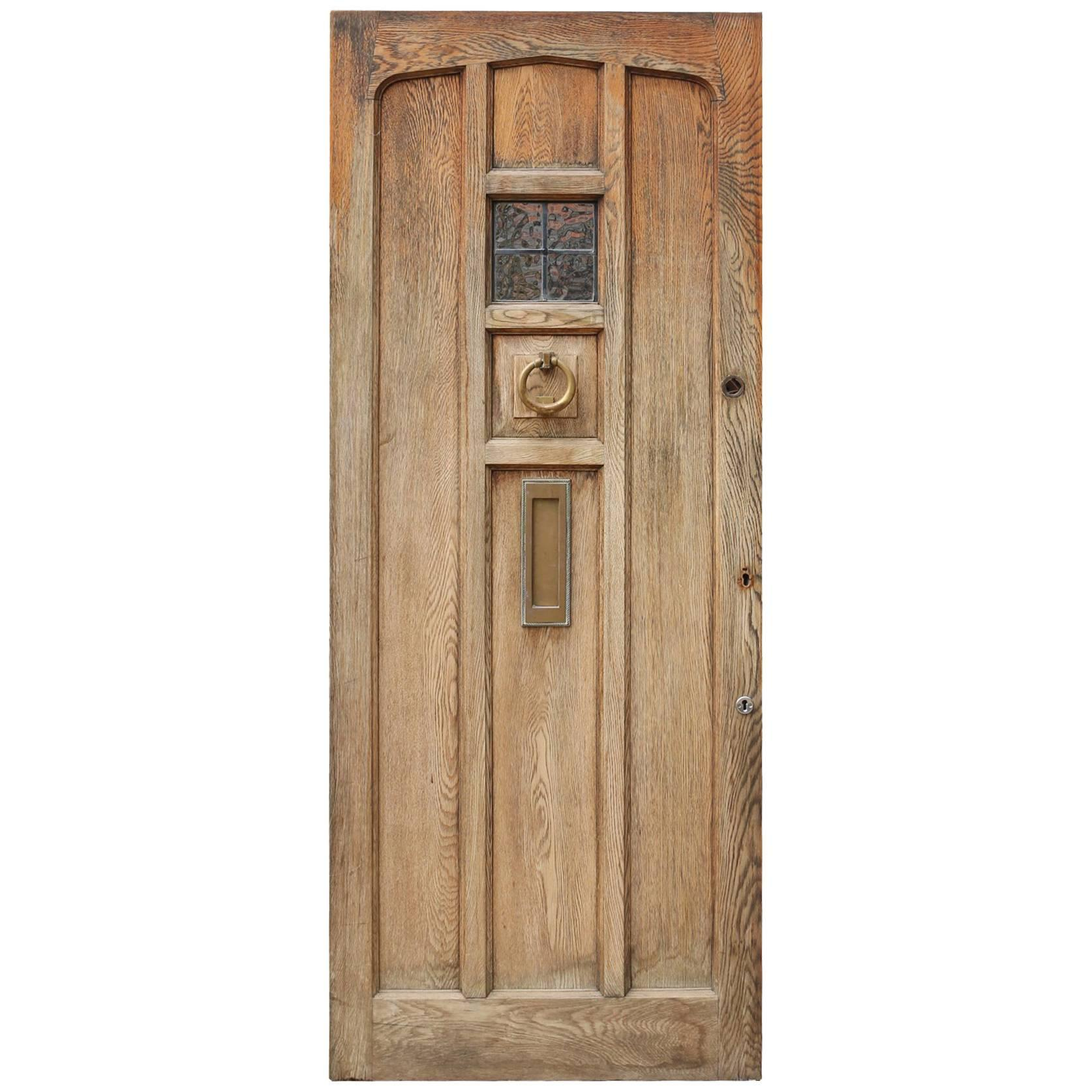 1930s Oak Front Door  sc 1 st  1stDibs & 1930s Doors and Gates - 21 For Sale at 1stdibs