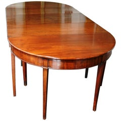 Superb Original Late 18th Century Dining Table