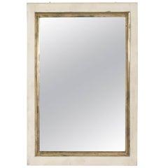Pewter Wall Mirror by Estrid Ericson