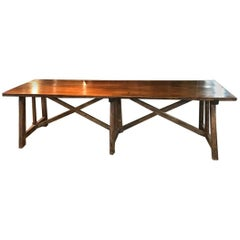 Spanish 18th Century Farm Table