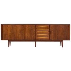 Rosewood Sideboard by Arne Vodder