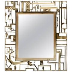 Karl Hagenauer Mirror for Werkstate Hagenauer