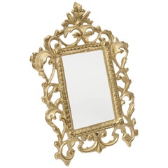 Decorative Brass Picture Frame