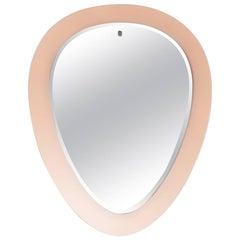 Italian Wall Mirror in the Art Deco Style