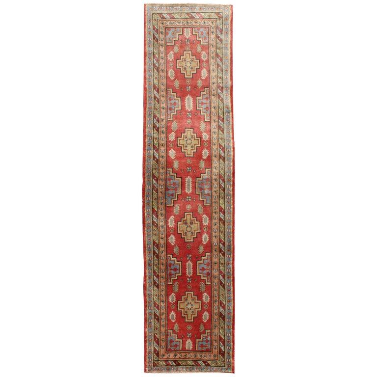Late 19th Century Antique Geometrical Uzbekistan Suzani