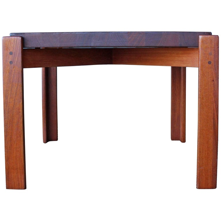 Danish Modern Teak Tray Table by Jens Quistgaard
