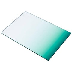 Ombre Mirror Small Wall Mirror by Germans Ermics