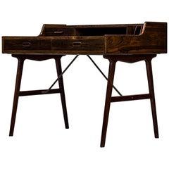 Danish Palisander Desk No. 56 by Arne Wahl Iversen