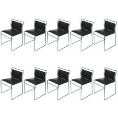 "Set of Ten ""Tulu"" Chairs by Kazuhide Takahama for Simon Gavina"