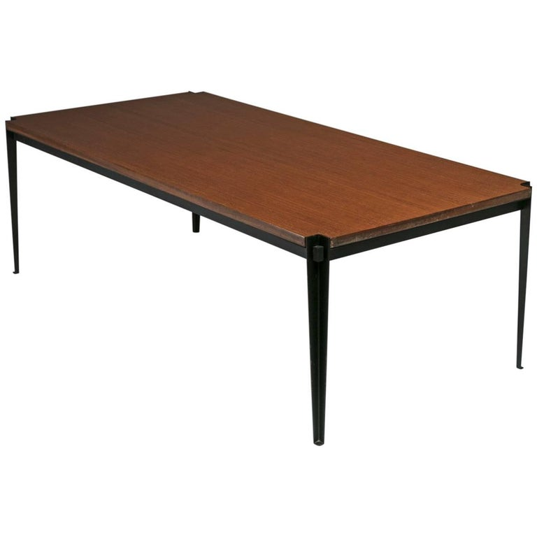 Low Table Model T61b by Osvaldo Borsani for Tecno