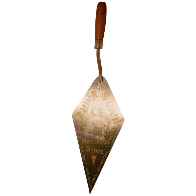 Huge Builders Trowel, Pub Decoration, Shop Trade Sign