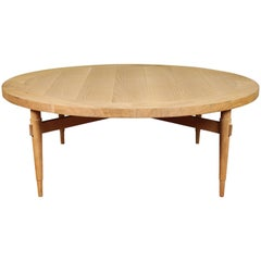 Rift Oak Coffee Table