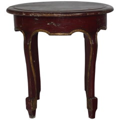 Chinoiserie Accent Table
