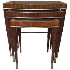 Modernist Nest of Tables